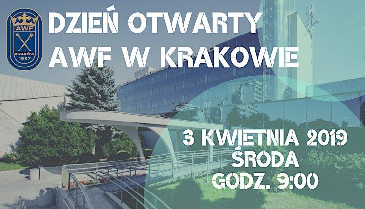 Dzień Otwarty AWF w Krakowie