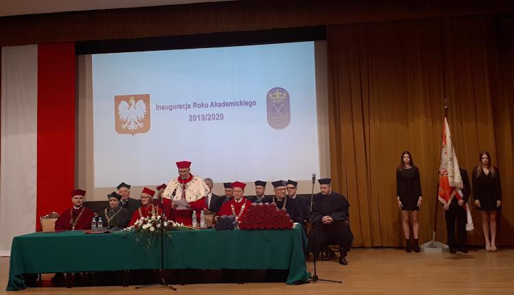 Inauguracja roku akademickiego 2019-2020