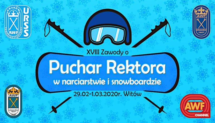 Puchar Rektora - Witów 2020