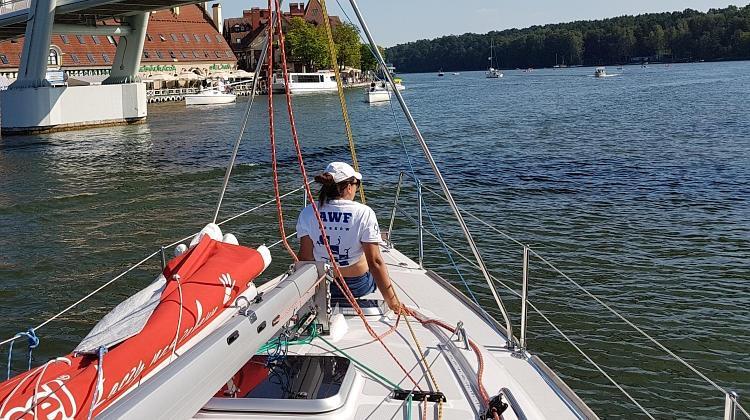 Regaty żeglarskie Mazury 2017