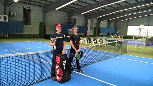 X Halowe Mistrzostwa Małopolski Amatorów w Tenisie o Puchar JM Rektora AWF, 17- 18 grudnia 2016