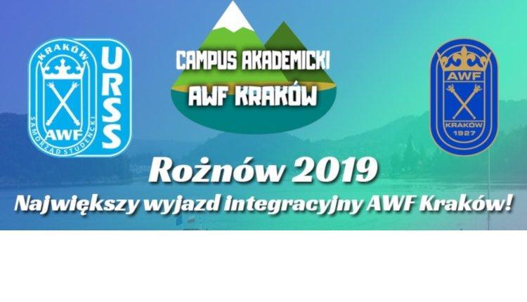 Campus Akademicki AWF Kraków 2019